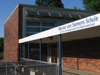 Photovoltaikanlage auf der W.-v.-Siemens-Schule
