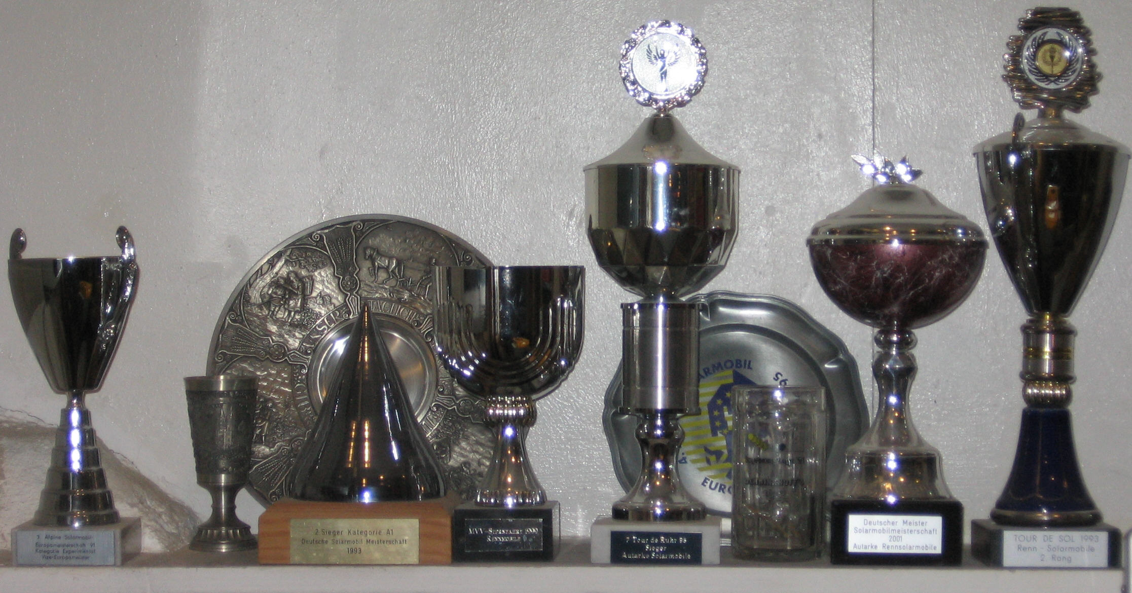 Pokale I
